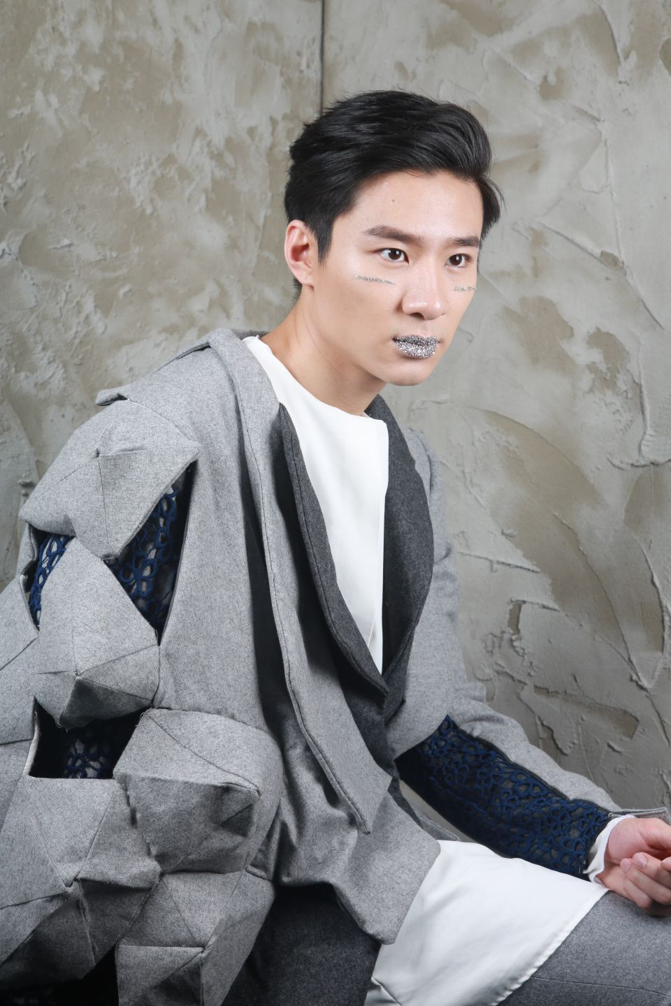 Model Factory Local Male Model Kong L